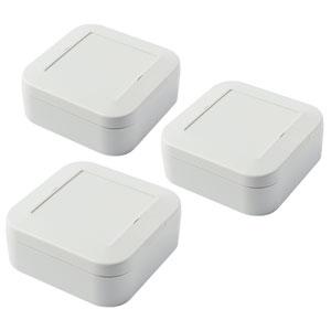 屋外用BLE ビーコン(iBeacon対応3個セット)