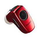 超小型Bluetoothヘッドセット(カナル型・レッド)