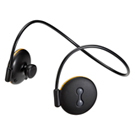 超軽量Bluetoothステレオヘッドセット(防滴・スポーツタイプ)