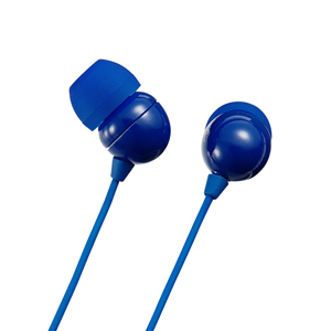 ステレオイヤホン(カナル型・ブルー・PS5対応)