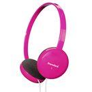 【わけあり在庫処分】 ヘッドホン(iPod・iPhone5・ウォークマンにおすすめ・ピンク)