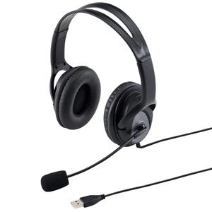 USBヘッドセット(ブラック・PS5対応)