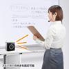 ワイヤレスポータブル拡声器(18W・マイク・授業・飛散・飛沫)