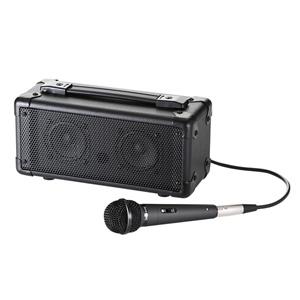 マイク付き拡声器スピーカー(Bluetooth対応・授業・飛散・飛沫)