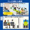 手元スピーカー(ワイヤレス・テレビ用・4W)