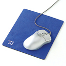マウスパッド(ブルー)
