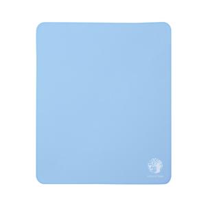 ベーシックマウスパッドnatural base(ブルー)