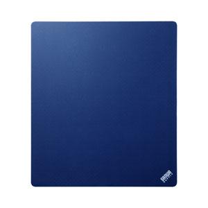 マウスパッド(薄型・厚さ0.5mm・Sサイズ・W150×H170・ブルー)