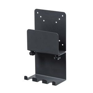 VESAマウント取付小型PC、HDDホルダー