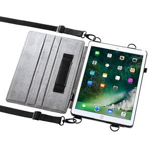 【わけあり在庫処分】iPad Pro 12.9インチ スタンド機能付きショルダーベルトケース