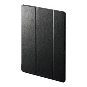 iPad Air  2019 ケース(ソフトケース・高級PUレザー・ブラック)