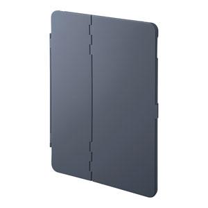iPad 10.2インチ ハードケース(スタンドタイプ・ネイビー)