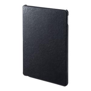 iPad 10.2インチ 360度回転スタンドケース ブラック
