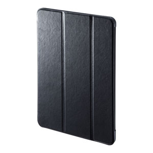 iPad Air 2020  ソフトレザーケース ブラック
