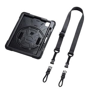 iPad Air 耐衝撃ケース(ハンドル、スタンド、ショルダーベルト付き)