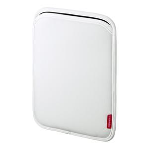 【わけあり在庫処分】iPad Airスリップインケース(ホワイト)