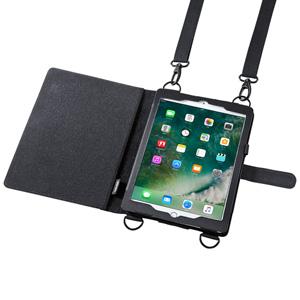 ショルダーベルト付きケース (iPad Pro9.7 / iPad Air2対応)