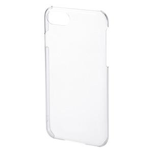 iPhone 8・7・SE(第2世代、2020年モデル)ハードケース(クリア)