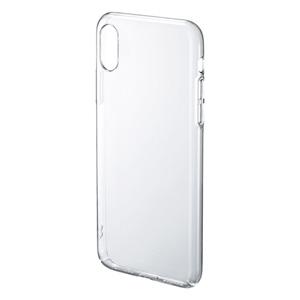 【わけあり在庫処分】iPhone X クリアハードケース