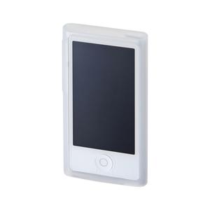 iPod nano第7世代シリコンケース(クリア)