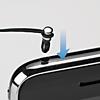 タッチペン(iPhone5・スマートフォン対応・ブラック)