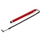 iPad・iPhone 5s・5c用タッチペン(スマートフォン、タブレット対応・レッド)