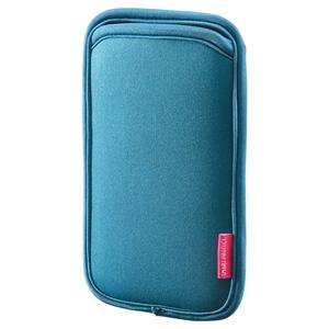 マルチスマートフォンケース(5.5インチ用・ブルー)