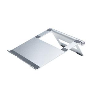 ノートパソコン用アルミスタンド(平置きタイプ)