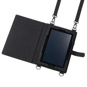 ショルダーベルト付き10.1型タブレットPCケース