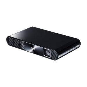 モバイルプロジェクター(HDMI・typeC対応・フルHD・モバイルバッテリー内蔵・700ルーメン)