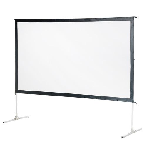 プロジェクタースクリーン(アルミフレーム・120型相当・W2807×D943×H2257mm)