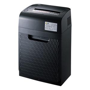 オートフィードシュレッダー(マイクロカット・150枚細断・60分連続使用・CD/DVD対応・A4)