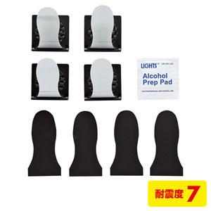 液晶テレビ転倒防止ストッパーM(46型未満用)