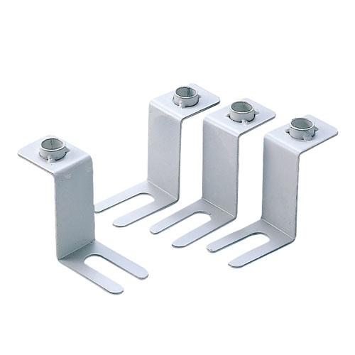 床固定金具(4個セット)