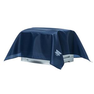 マルチカバー W100×D100cm 防塵/静電気防止 コバルトブルー