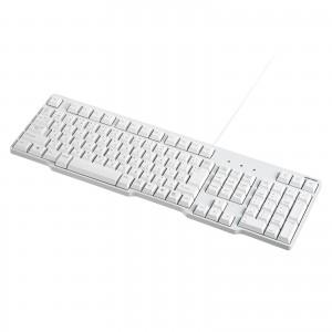 PS/2キーボード(ホワイト)