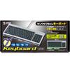 スリムデザインキーボード(USB用)