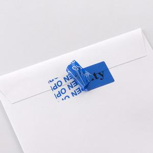 封筒用セキュリティシール(100枚入り)