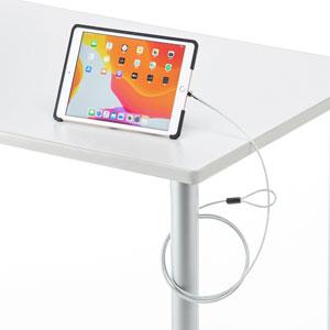 第7世代iPad10.2インチ/iPad Air 2019対応セキュリティ(ブラック)