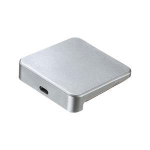 eセキュリティ(L字型取り付け部品・セキュリティスロット・強力両面テープ)
