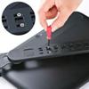タブレットPC盗難防止セキュリティ(12.5インチ対応・eセキュリティ・ブラック)