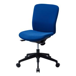 オフィスチェア(ブルー)