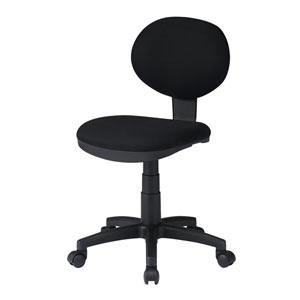 学校向け椅子(ブラック)