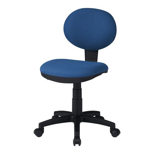 学校向け椅子(ブルー)