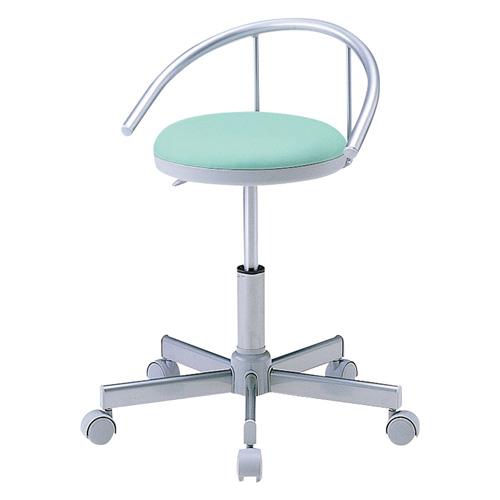 丸椅子(グリーン・病院向け)