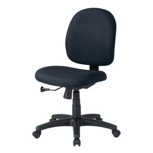 パソコン用オフィスチェア(ブラック)