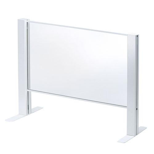対面用透明アクリルパーティション(W900×H600mm)