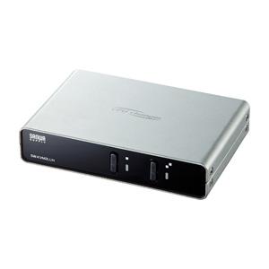 パソコン自動切替器(2:1・USB)