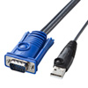 パソコン自動切替器(4:1・USB)