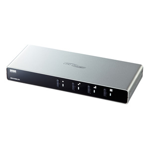 パソコン自動切替器(4:1)(PS/2・USB)
